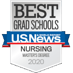 U.S. News & World Report Best Nursing Master's Degree 2020